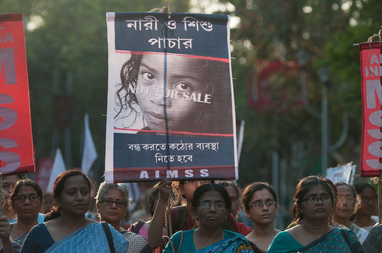 W Indiach odbywają się liczne protesty, mające zwrócić uwagę rządzących na fatalną sytuację kobiet w kraju (fot. Shutterstock)