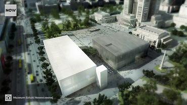 """Ten budynek ma """"uspokoić"""" architekturę w centrum Warszawy. Zdania są podzielone"""