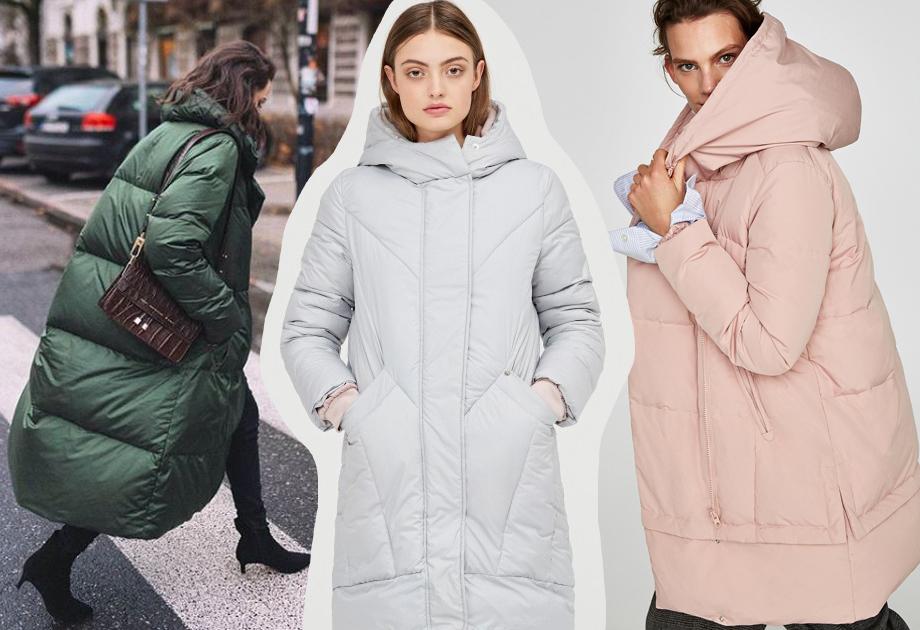 Płaszcz pikowany