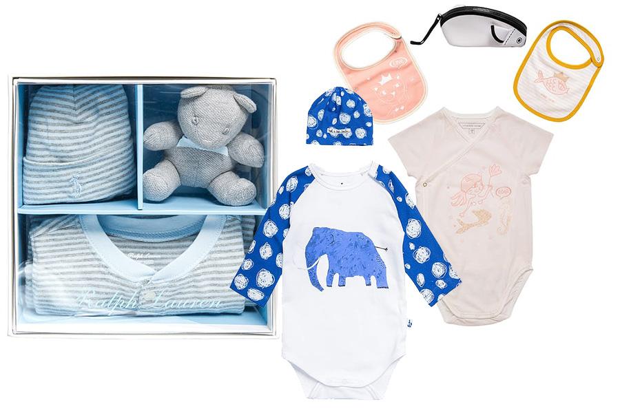 Ubranka na pierwsze dni noworodka