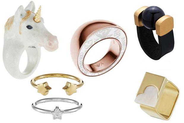 fot. materiały partnera/ modne pierścionki na prezent