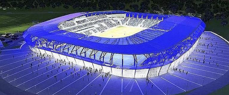 Mają jeden z najgorszych stadionów w Ekstraklasie. Ale już niebawem może się to zmienić. Imponujący projekt