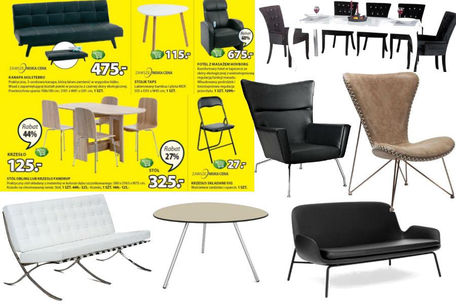 Kanapy, stoliki, fotele i krzesła - odmień swoje wnętrza