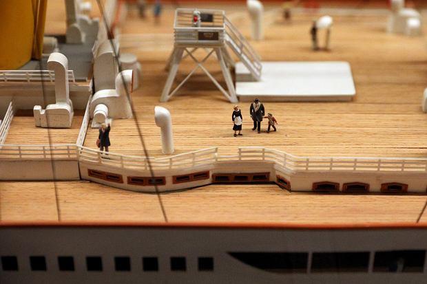 08.02.2018Hotel Forum, KrakowOtwarcie synnej wystawy Titanic the Exhibition ktra na kilka miesicy zagocia w Polsce.
