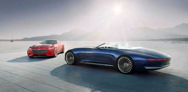 Vision 6 - nowy koncept od Mercedesa