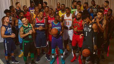 Dobra zmiana za miliard dolarów. Nam się baaaardzo podoba. Nowe stroje drużyn NBA są wspaniałe