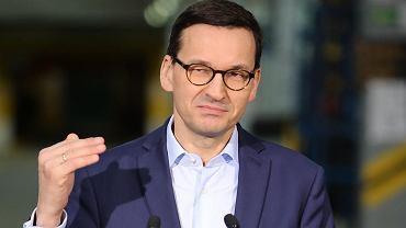 """100 dni Morawieckiego jak """"sto dni złego snu""""? """"Negatywny wpływ na jego wizerunek mają ministrowie"""""""