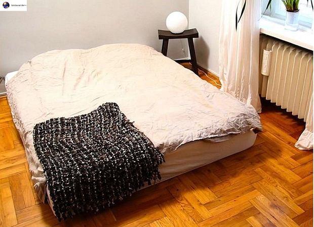 sypialnia Katarzyny Warnke