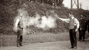 Ten wynalazek to dzieło dwóch Polaków. W latach 20. XX w. robił furorę wśród gangsterów