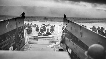 14 faktów z czasów II wojny światowej, które na pewno warto znać. A u was z tym marnie. Średnia: 7/14