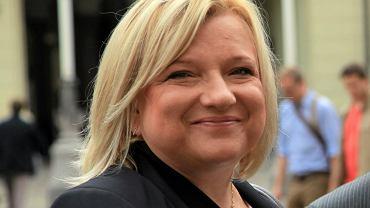 Co składa Beata Kempa do prokuratury? Kuriozalna pomyłka na Frondzie