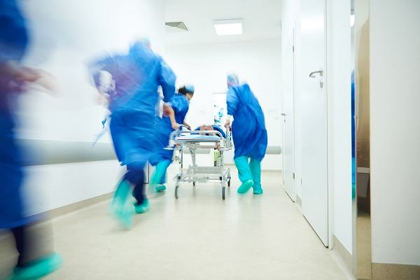 """""""Dopiero zaczynałem robotę w pogotowiu. Na tę panią mówili 'Doktor Śmierć'. Ona pracowała na SOR-ze"""""""