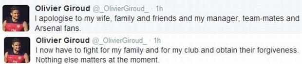 Wpisy na profilu Oliviera Girouda
