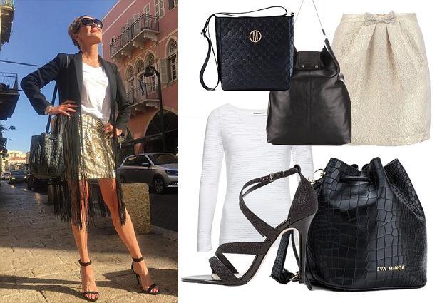 Hanna Lis i jej stylowe torebki. Zobacz ulubione dodatki