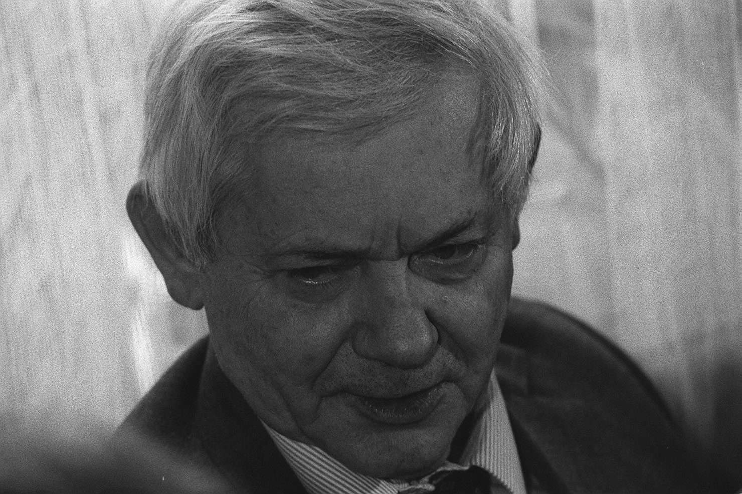 Herbert w 1998 r. (fot. Kuba Atys / Agencja Gazeta)
