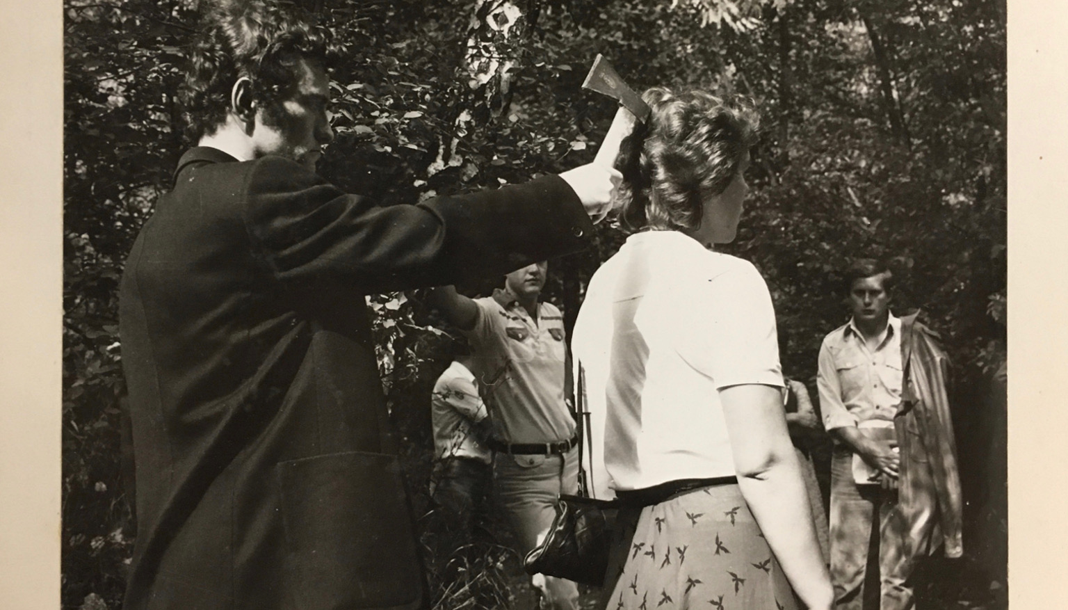 Knychała zabijał ciosem w tył głowy (fot. zdjęcie z akt sprawy / Przemysław Semczuk)