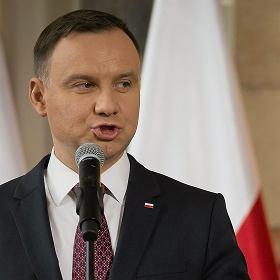 Nieoczekiwane starcie prezydenta z rzeczniczką PiS. Duda nie przebiera w słowach