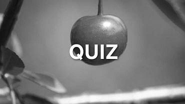 Owoce i warzywa na czarno-białych zdjęciach. Banalne? Schody już przy 3. pytaniu