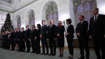 Oto nowy - stary rząd. Rada Ministrów Mateusza Morawieckiego z tym samym składem, co poprzednia