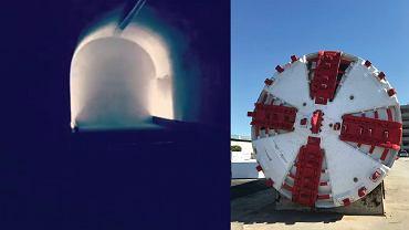 Elon Musk już wierci tunel pod Los Angeles. Prace rozpoczął na własnym parkingu