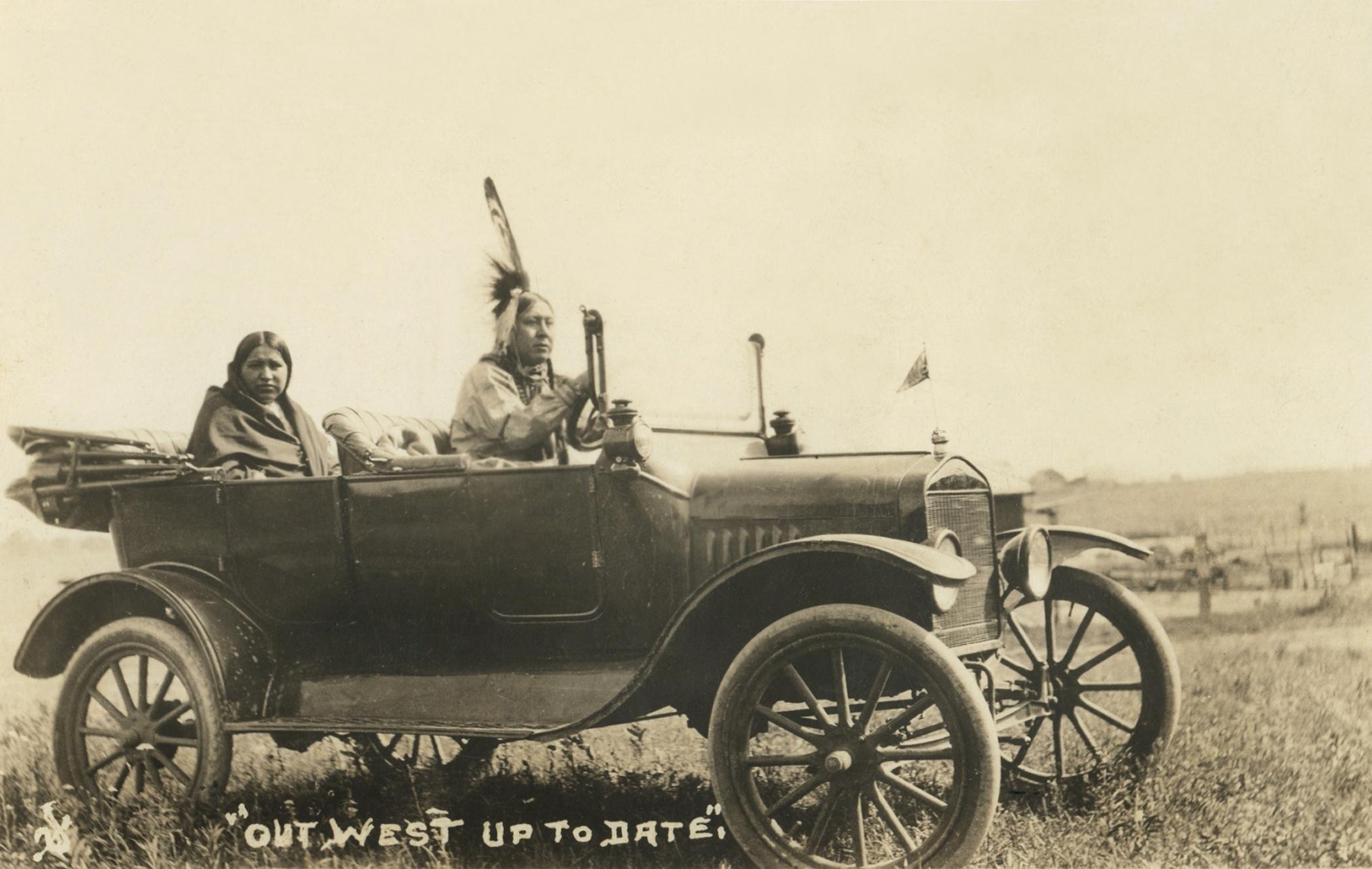 W latach 20. XX w., Osagów uważano za najbogatszych ludzi świata per capita (fot. Eastnews)