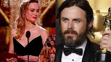 Larson wręczyła Affleckowi Oscara z kamienną twarzą. Przez zarzuty o molestowanie?