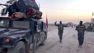 Dwie armie trenowane i uzbrojone przez USA starły się w Iraku. Kurdowie wycofują się z Kirkuku