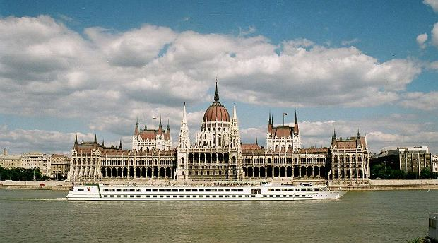 <b>PARLAMENT W BUDAPESZCIE</b> Fot. CC