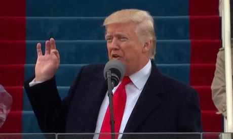 Źródło: Trump Inaugural