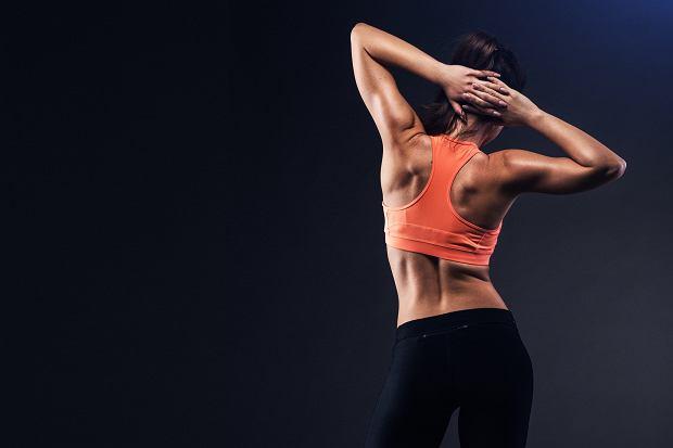 Ćwiczenia wzmacniające ramiona