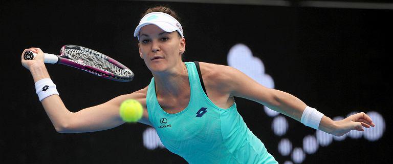 Agnieszka Radwańska odpadła z Australian Open! Fatalny pierwszy set, w drugim walka, ale to za mało