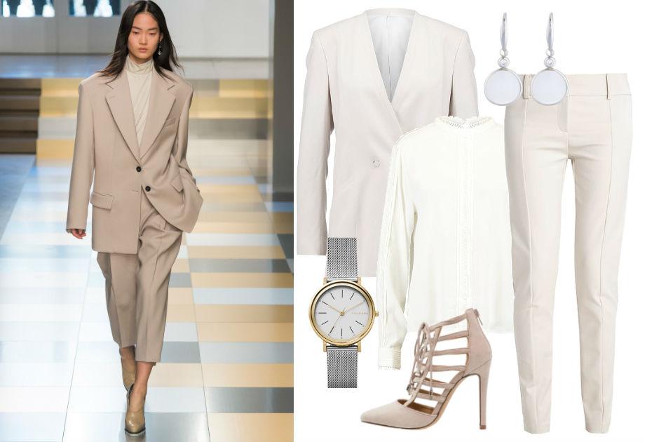 dress code biurowy trendy