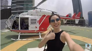 Zamów helikopter i przeleć się nad miastem. Uber rusza z nową usługą