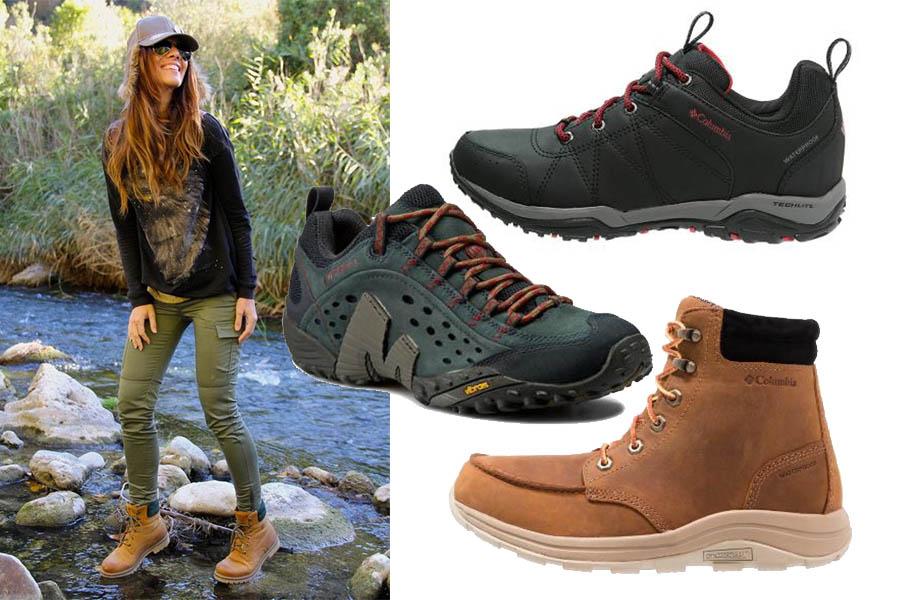 Buty outdoorowe