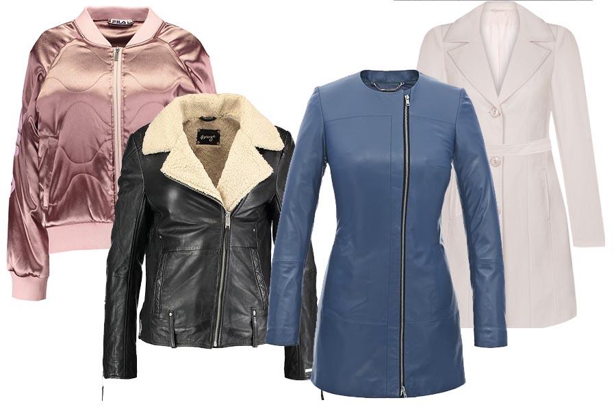 Krok czwarty: kurtka lub płaszcz