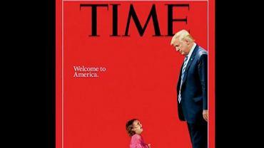To zdjęcie miało być symbolem antyimigracyjnej polityki USA. Aż głos zabrał ojciec dziecka