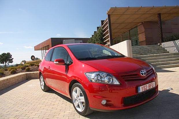 Toyota Auris | Pierwsza jazda -