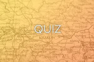 Mapę Polski masz w małym palcu? To w tym quizie musisz mieć komplet punktów. Średnia to 11/16