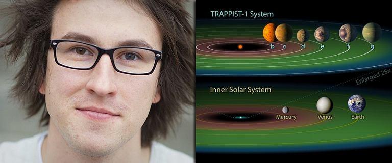"""""""Układ z siedmioma planetami to sensacja. Potwierdzenie, że Wszechświat nie jest pusty"""""""