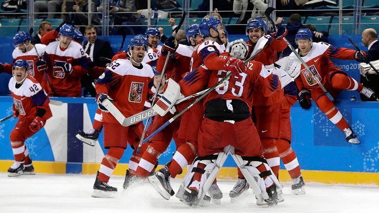 Amerykanie już odpadli z turnieju hokejowego! Wielki mecz w ćwierćfinale