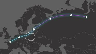 Jęzor syberyjskiego mrozu sunie przez Europę. Mamy prognozę DZIEŃ PO DNIU