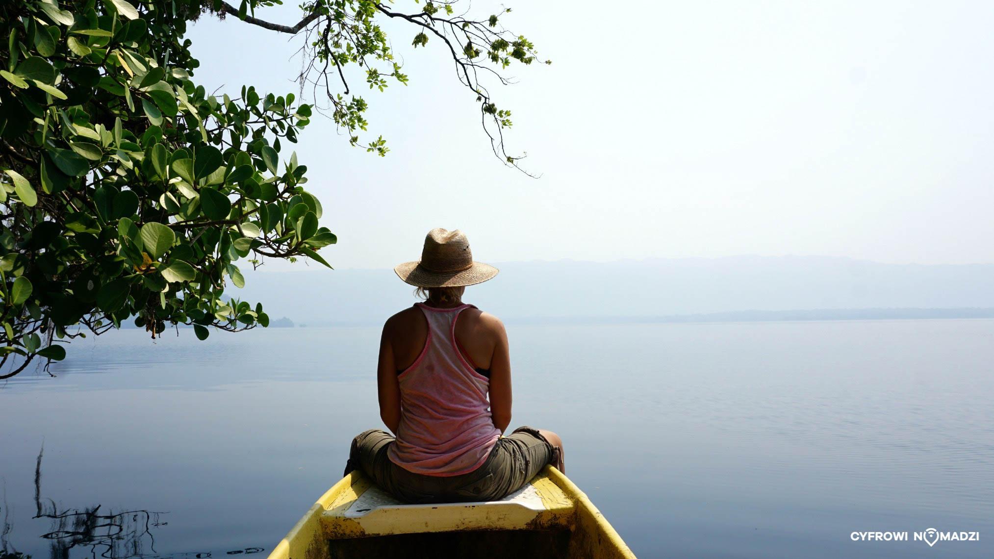 Justyna w Lagunie Miramar w Meksyku (fot. archiwum prywatne)