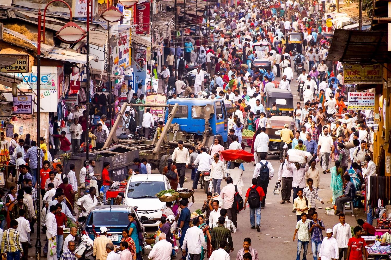 Niepokoje społeczne w Indiach są też wzmagane przez trudną sytuację gospodarczą (fot. Shutterstock)
