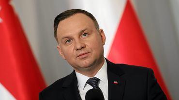 Duda chyżo i z uśmiechem powołał rząd Morawieckiego. I tak... sam pogrzebał swoje szanse