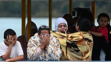 Zatonął statek wycieczkowy w Kolumbii. Na pokładzie było nawet 170 osób