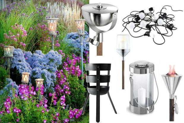dodatki, balkon, ogród, kwiaty, donice