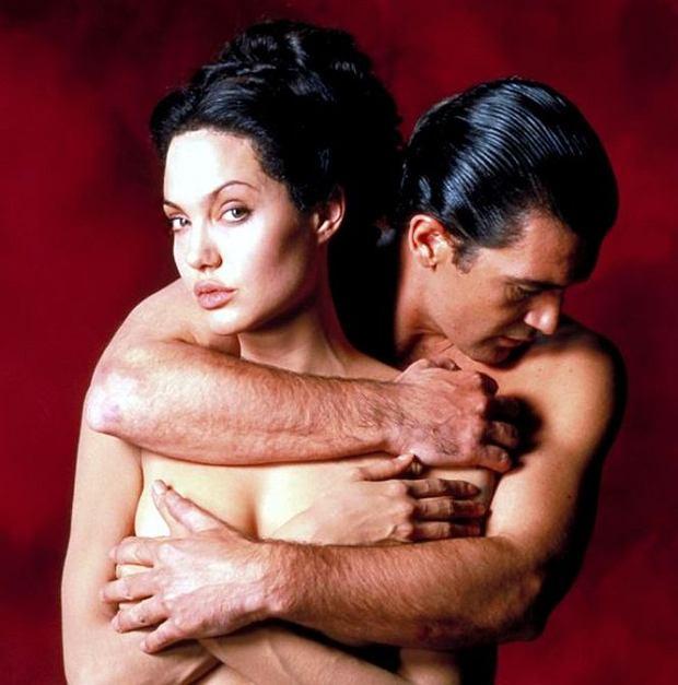 Angelina Jolie, Antonio Banderas