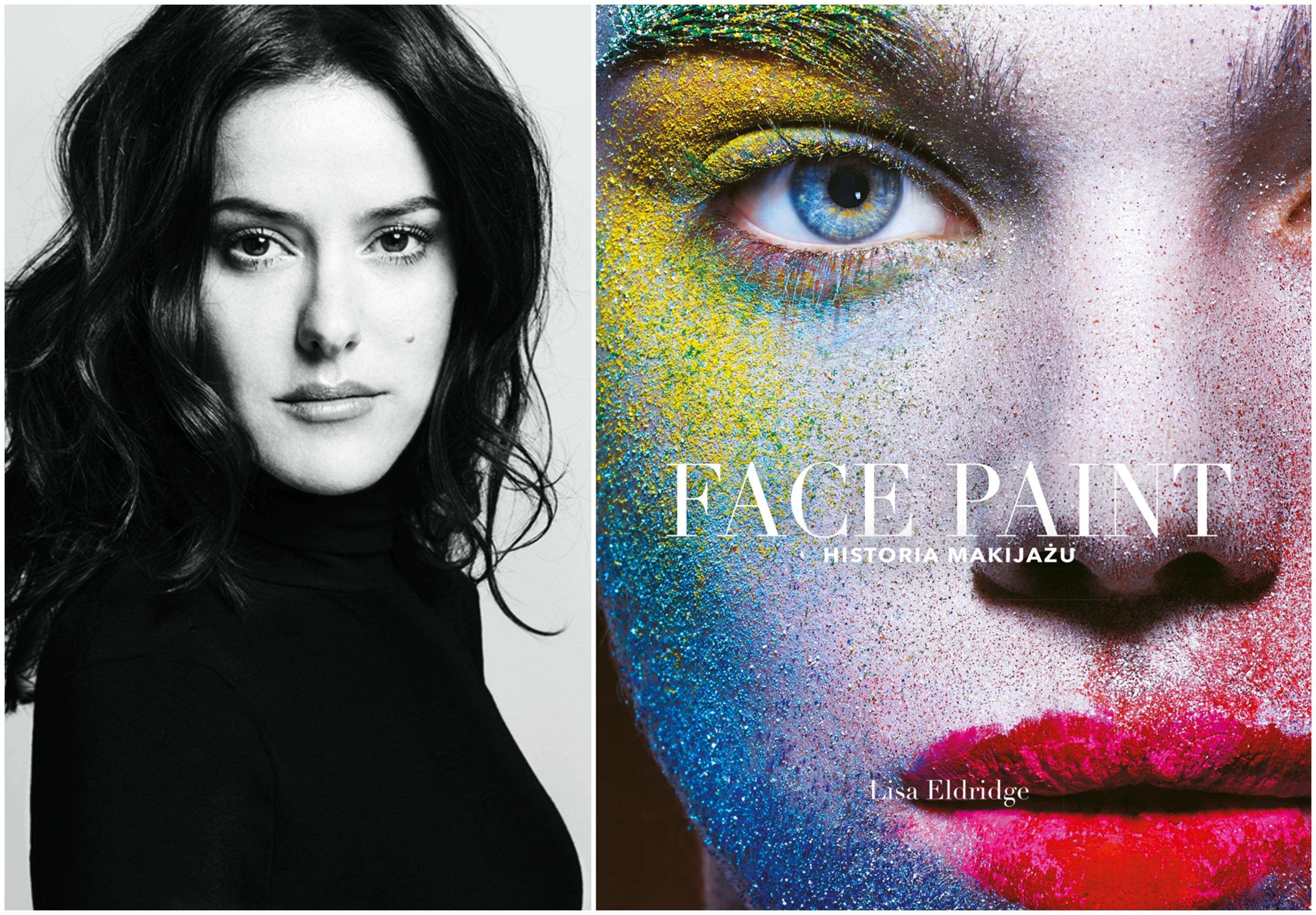 Książka 'Face Paint. Historia makijażu' w polskim przekładzie Beaty Zandman ukazała się nakładem Wydawnictwa Znak (fot. materiały prasowe)