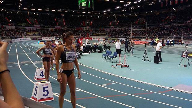 Joanna Jóźwik z nowym rekordem Polski!