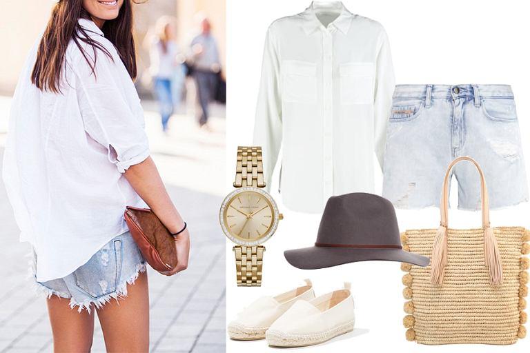 Trzy powody, dla których warto mieć w szafie białą koszulę